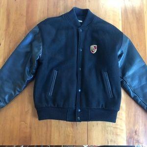 Porsche bomber jacket